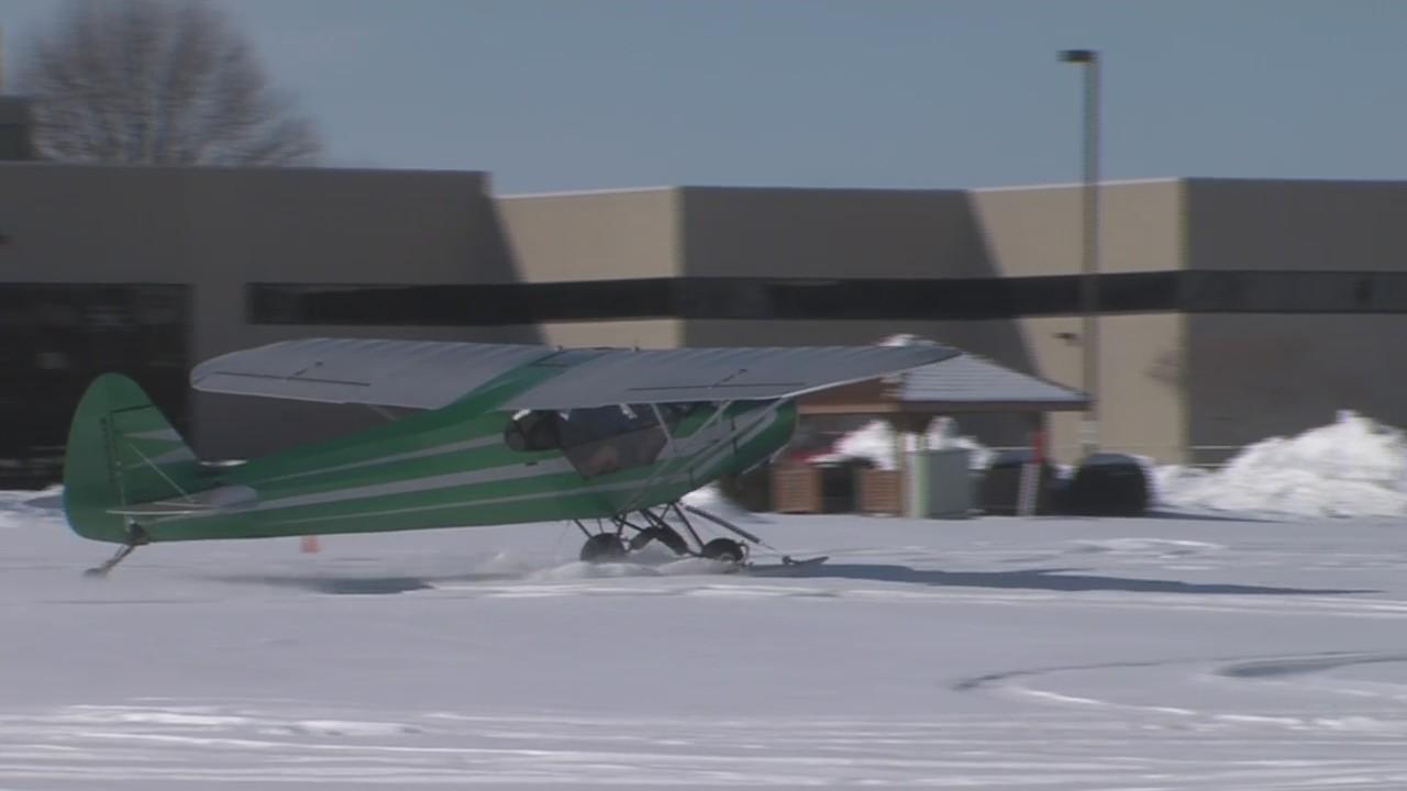 EAA Skiplane