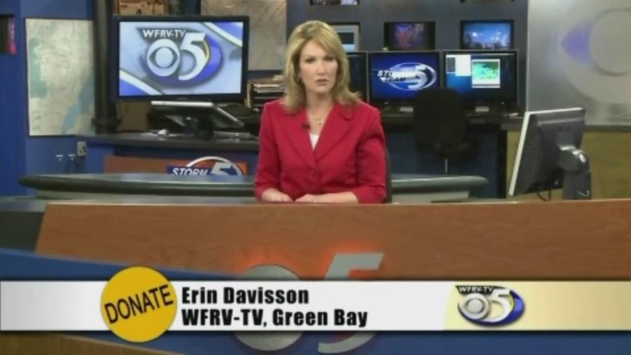 Erin Davisson's life-changing story