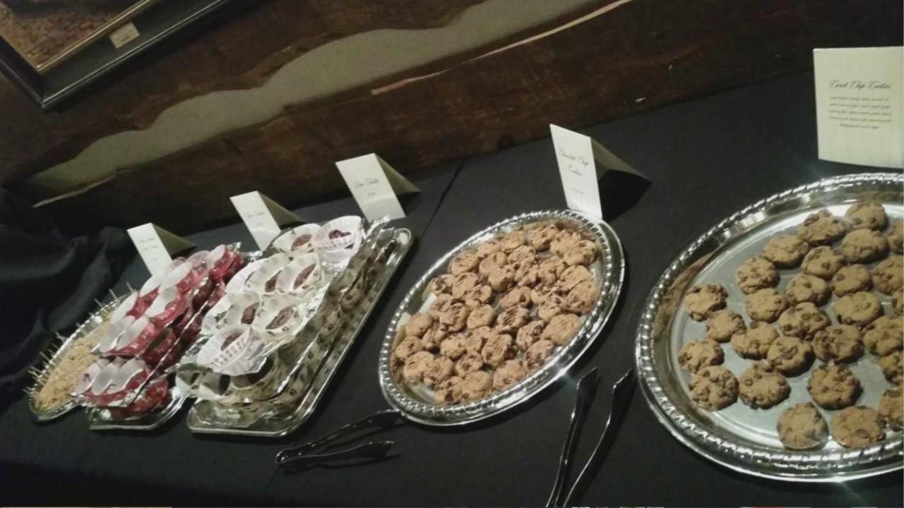 Healthy Desserts Date Night