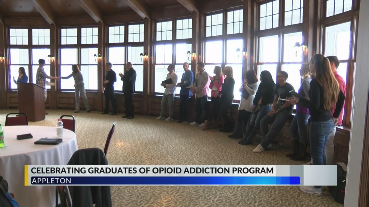 Opioid Addiction Treatment Program Ceremony