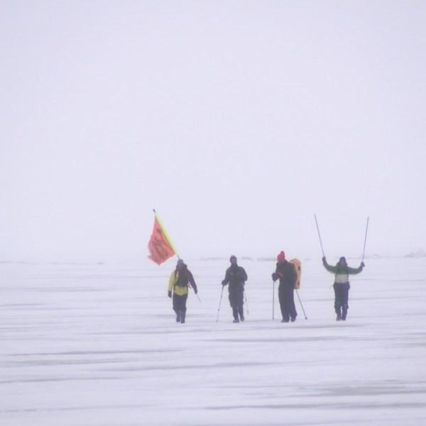Walk Across the Bay