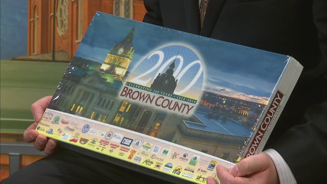 Brown County 200th anniversary