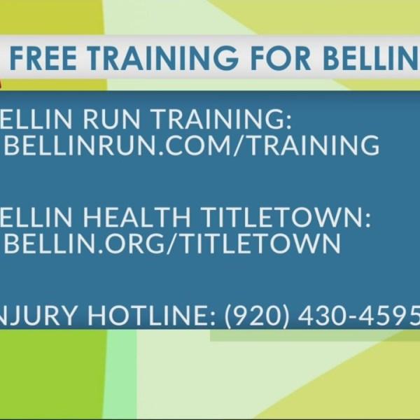 Free Bellin Run 2018 Training