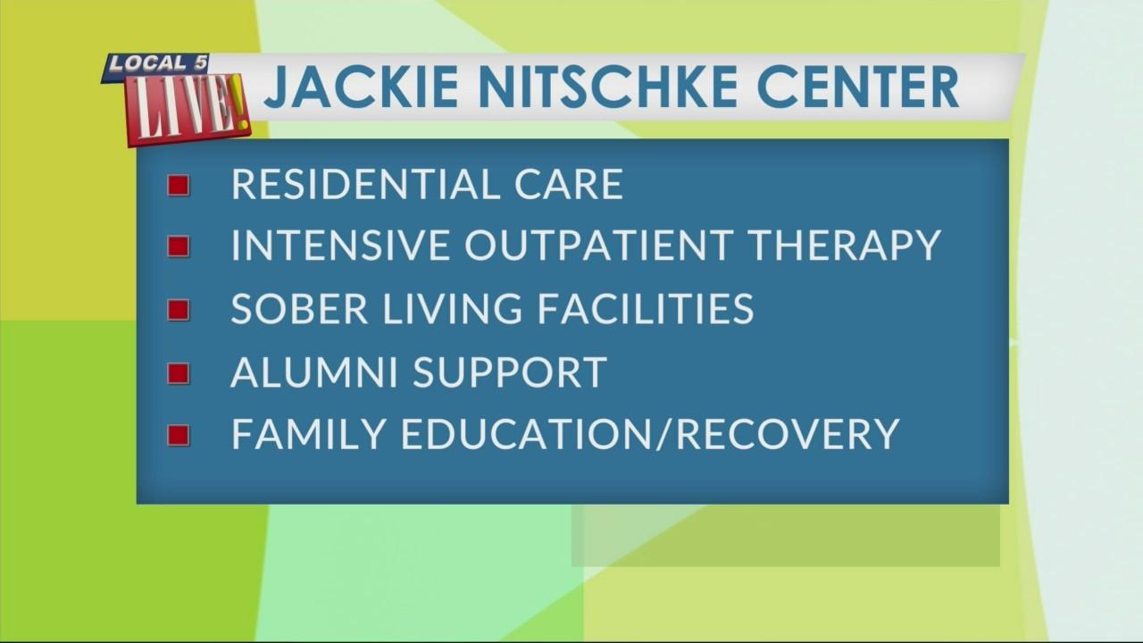 Jackie Nitschke Center: Addiction Support