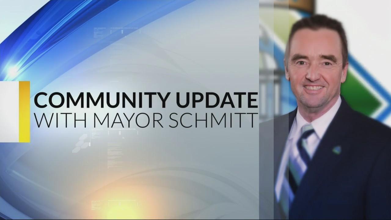Mayor Schmitt Community Update 3-13-18