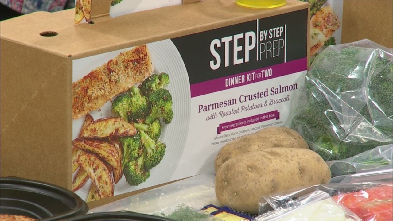 Meatless Lenten Meals from Festival Foods