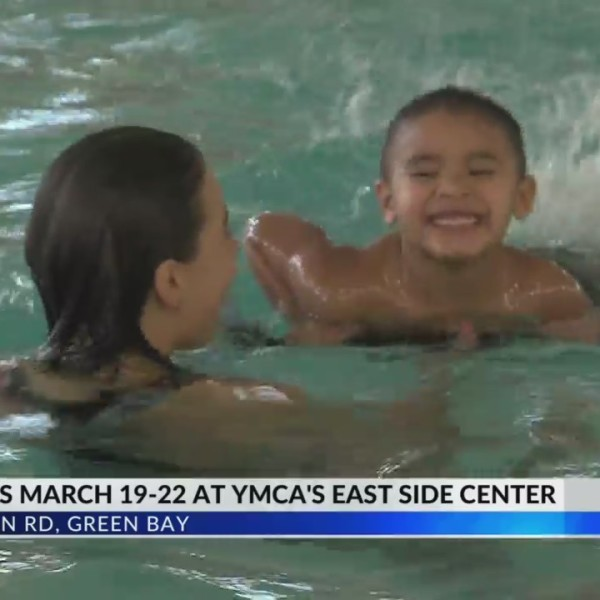 YMCA Zac Water Safety Camp