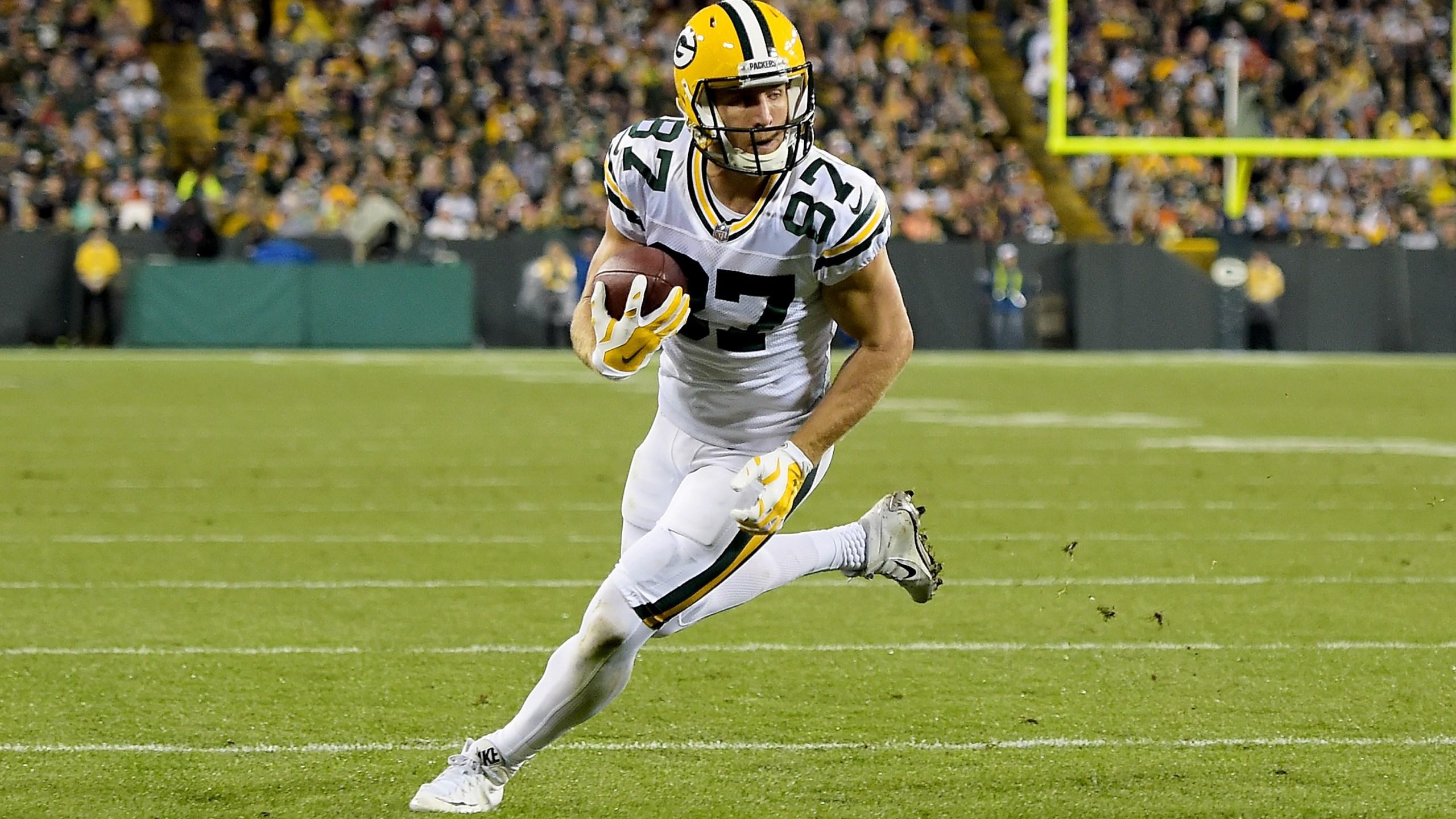 Packers release Jordy Nelson