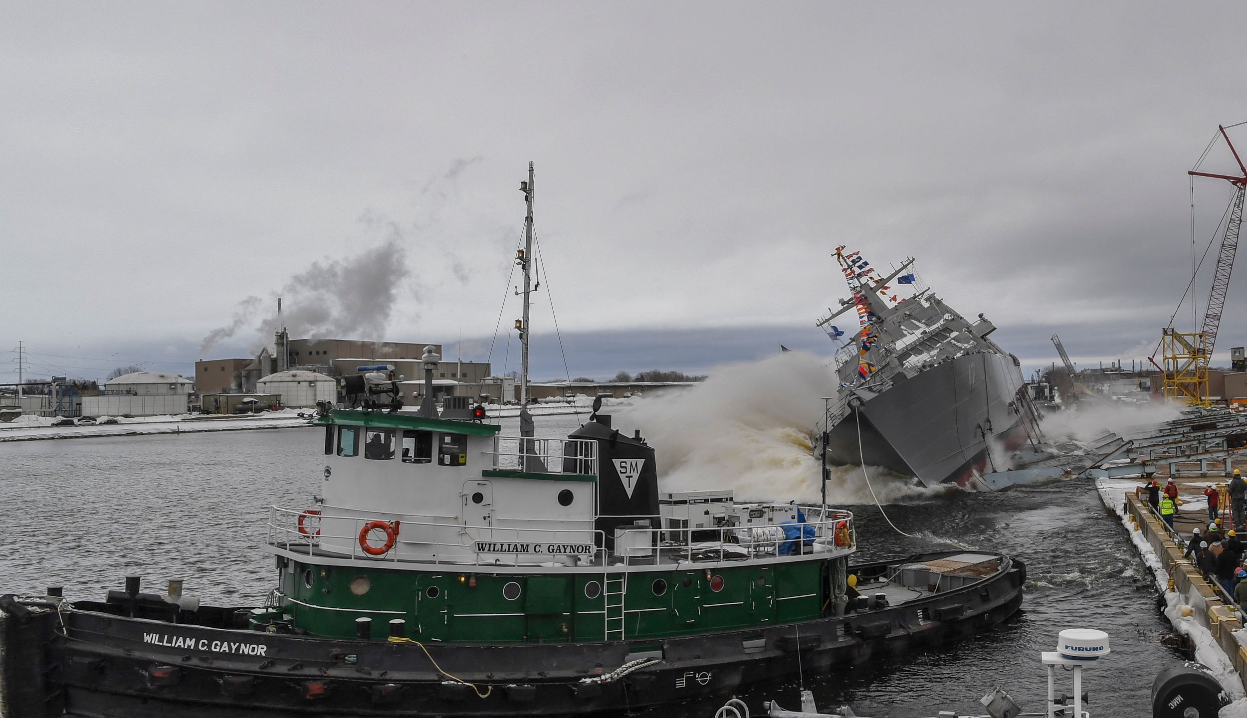 LCS 17 Launch 6