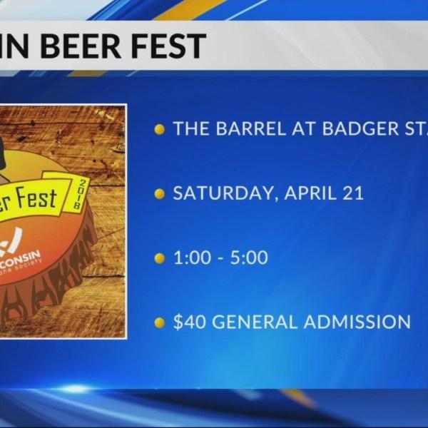 Barkin Beer Fest is returning April 21