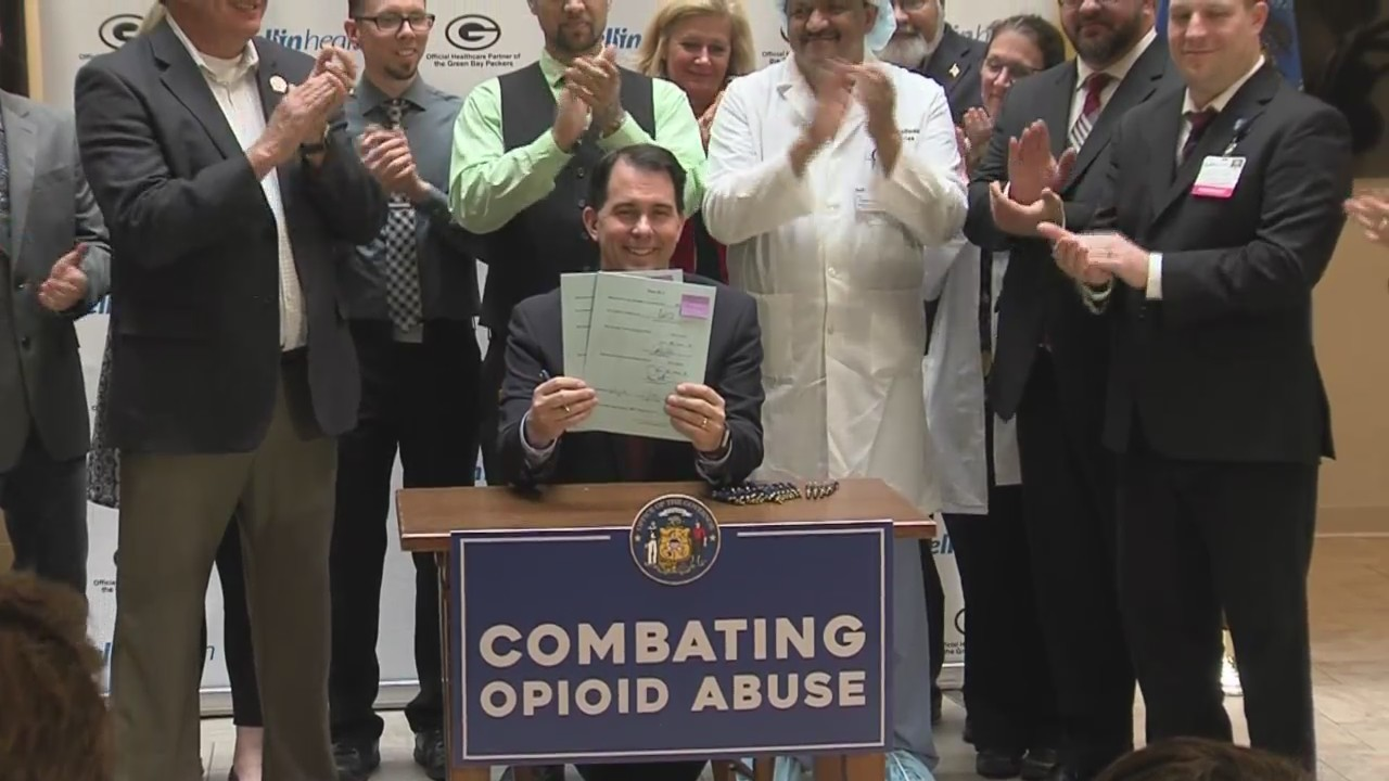 Combating Opioid Abuse PKG