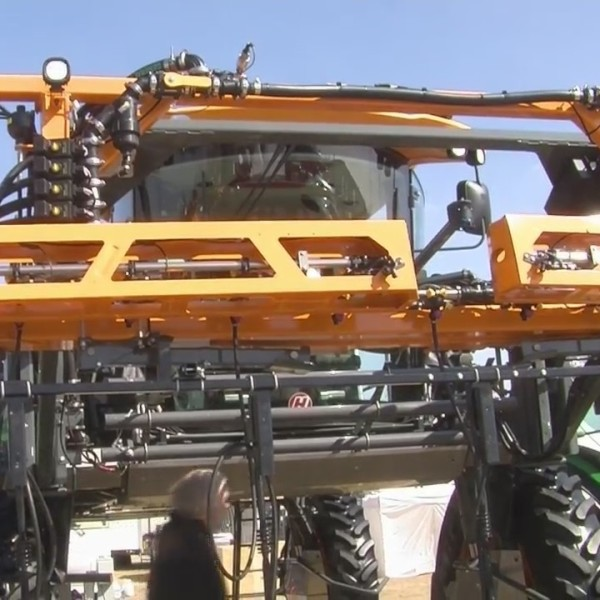 Combines and Sprayers