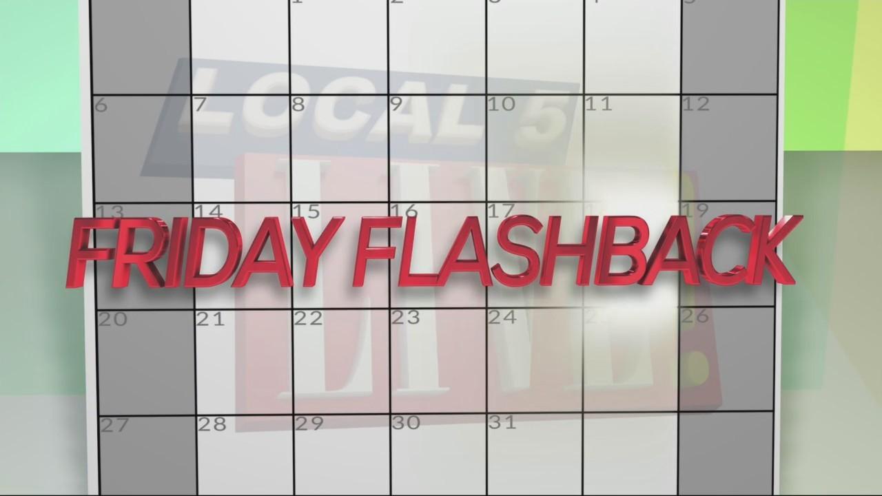 Friday Flashback: April 13, 2018