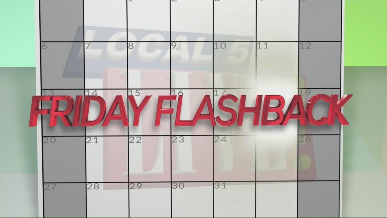 Friday Flashback: April 20, 2018