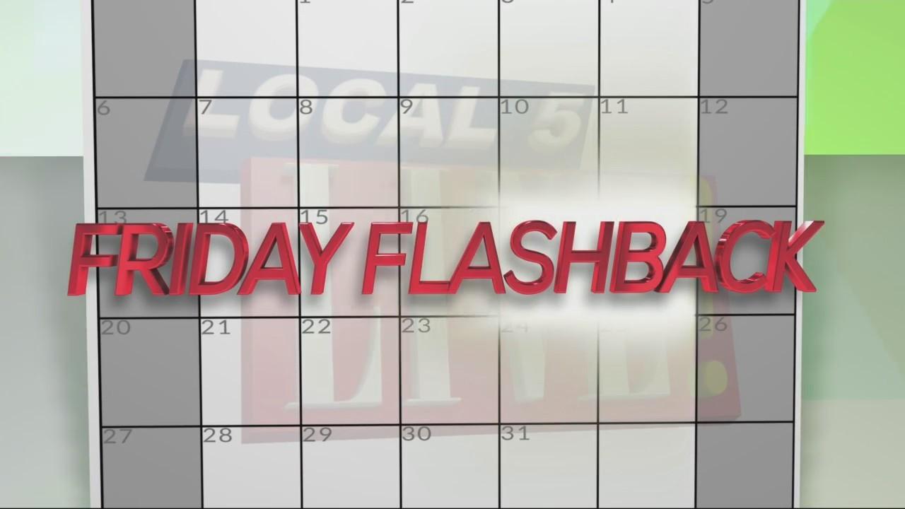 Friday Flashback: April 27, 2018