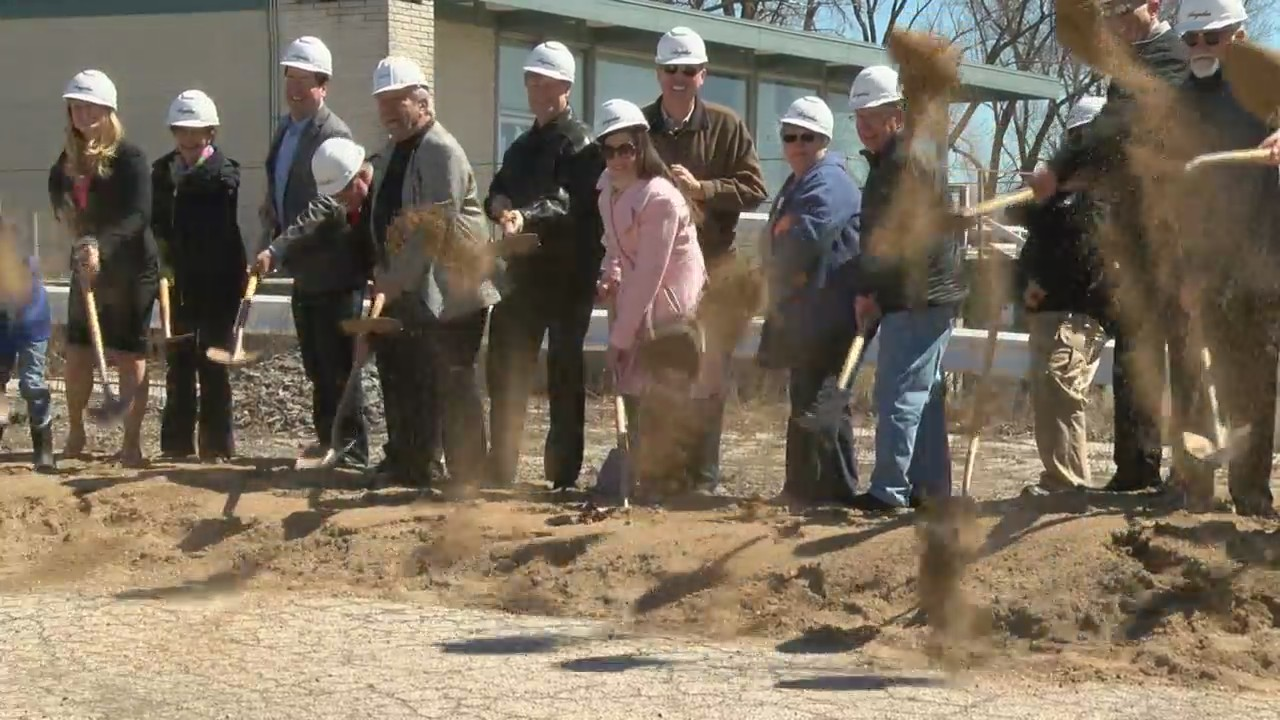 Groundbreaking event held for new Assisted Living facility