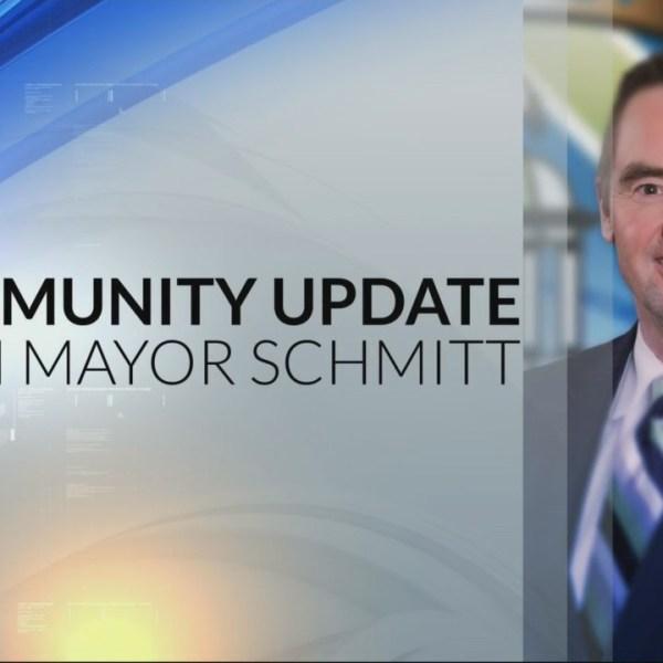 Mayor Schmitt Community Update 4/10/18