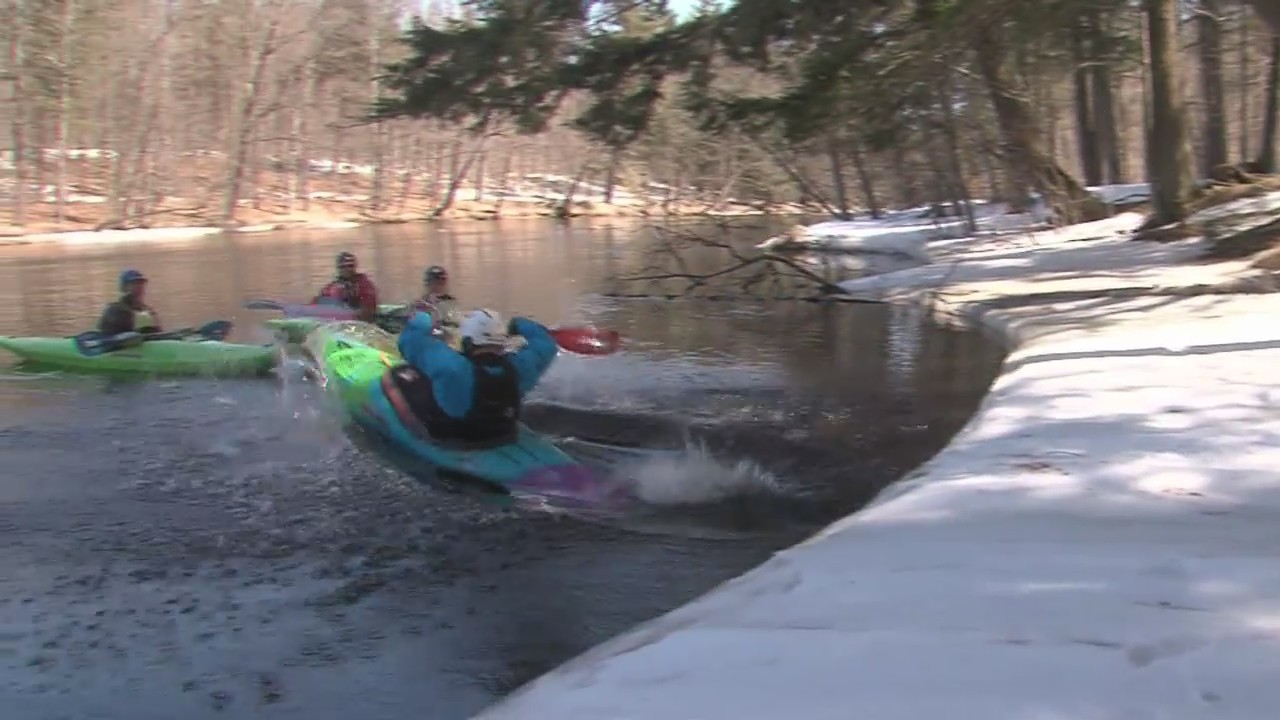 Pesh Fest holds White Water Rafting competition