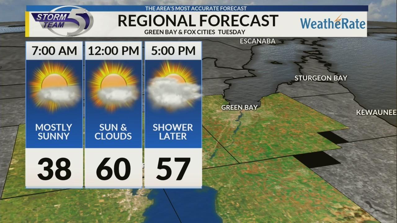 Regional Forecast Green Bay / Valley 4-24