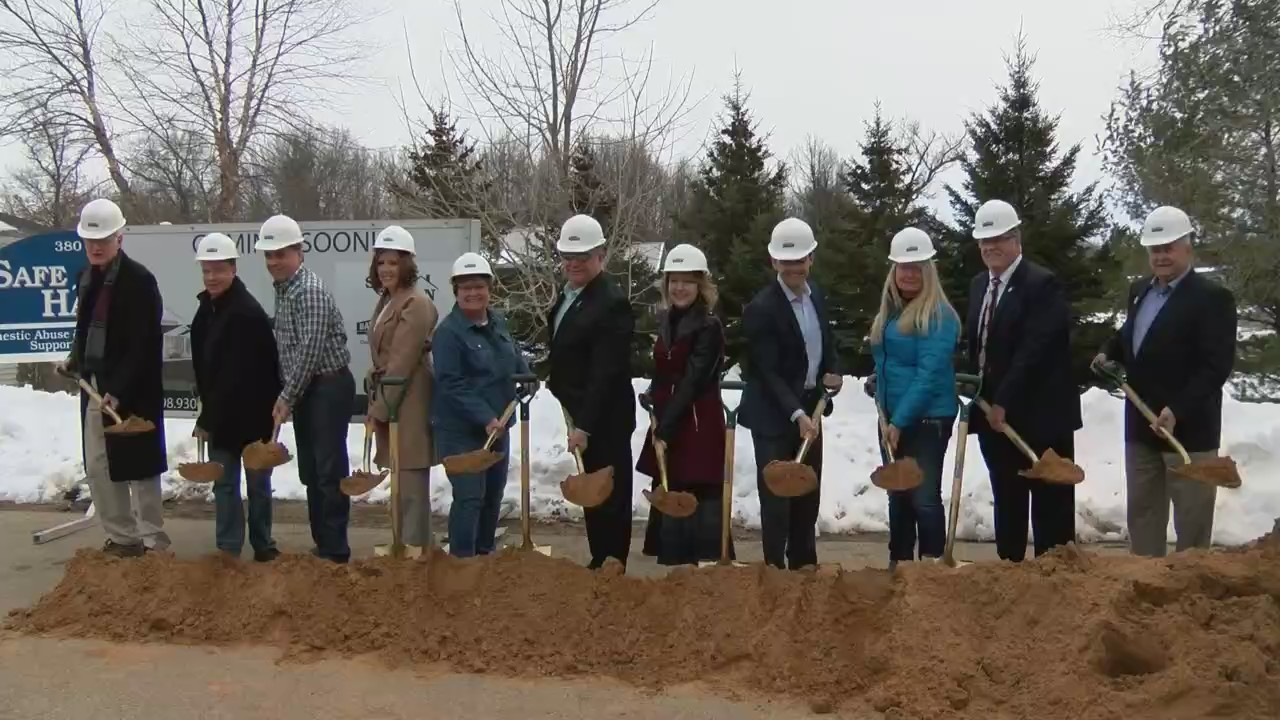 Safe Haven Groundbreaking