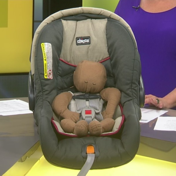 The Center for Childhood Safety: Car Seat Safety Check