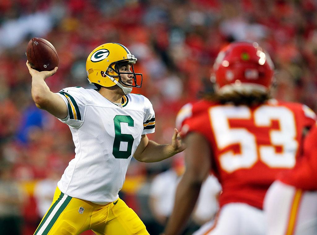 Packers Joe Callahan