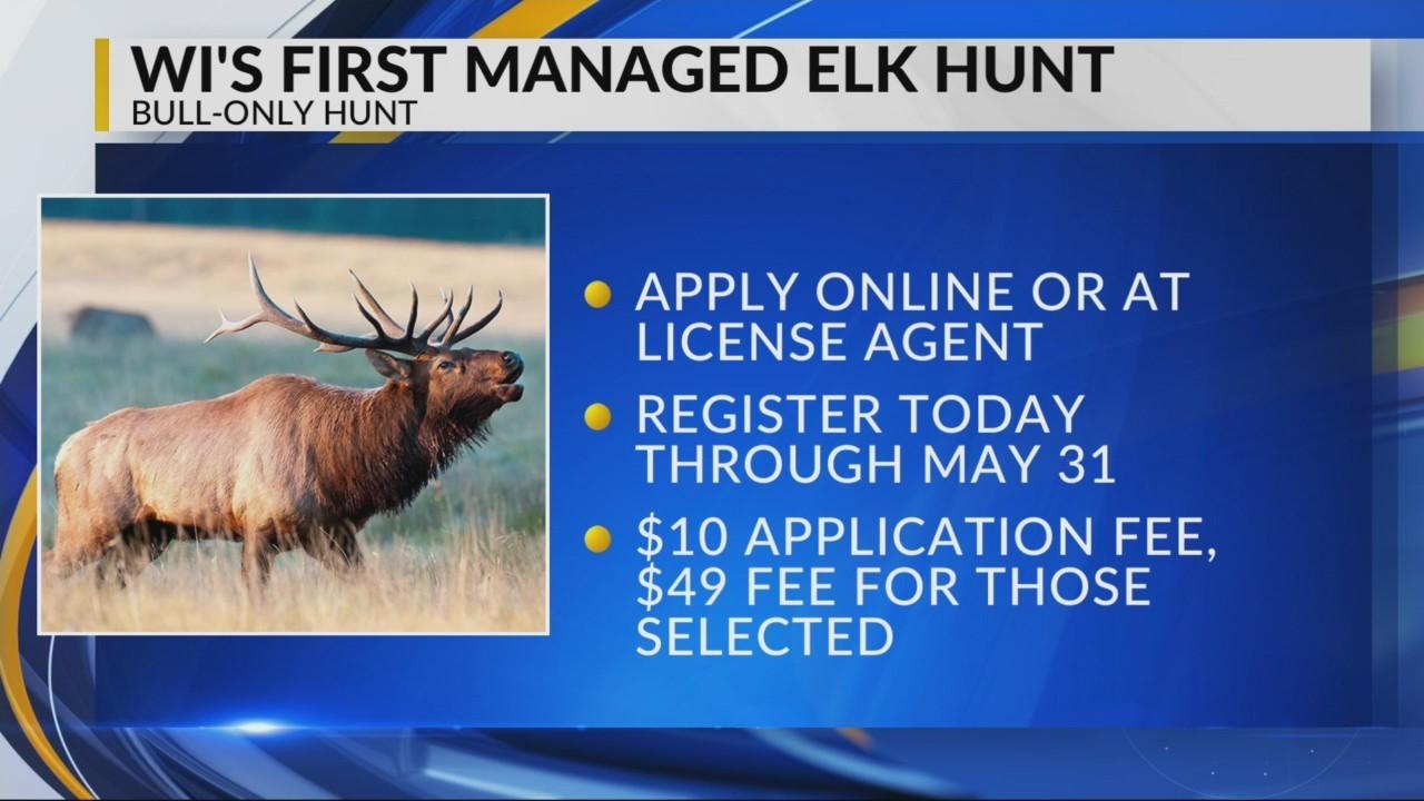 2018 Fall elk hunt registration
