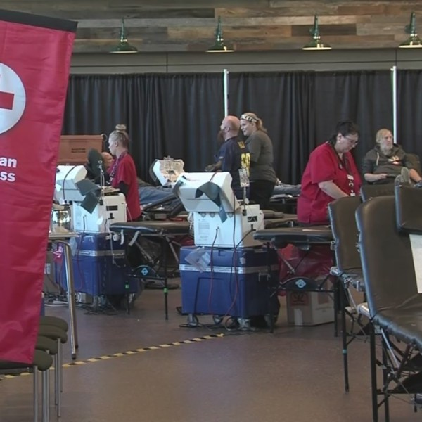 American Red Cross - Packers Blood Drive