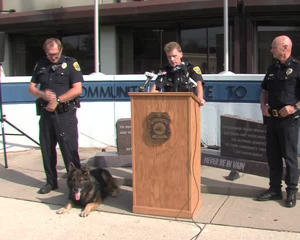 Green Bay Police K9 Retires_11692608