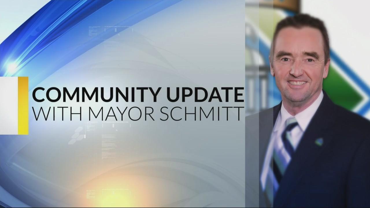 Mayor Schmitt's Community Update: 5-22-18