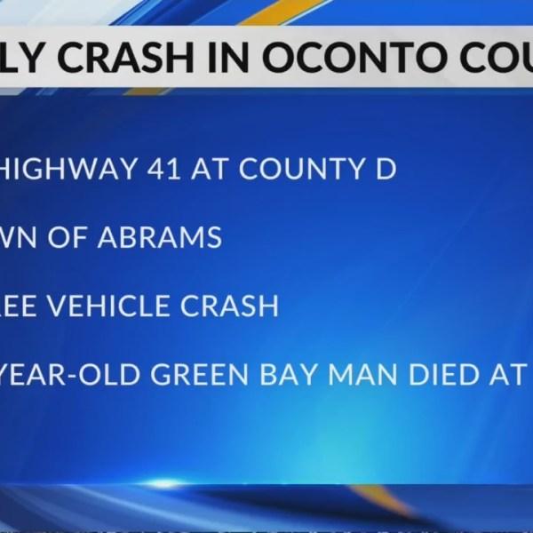 One dead in Oconto County Crash