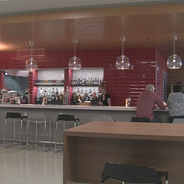 Renovation at Appleton International Airport Moving Along