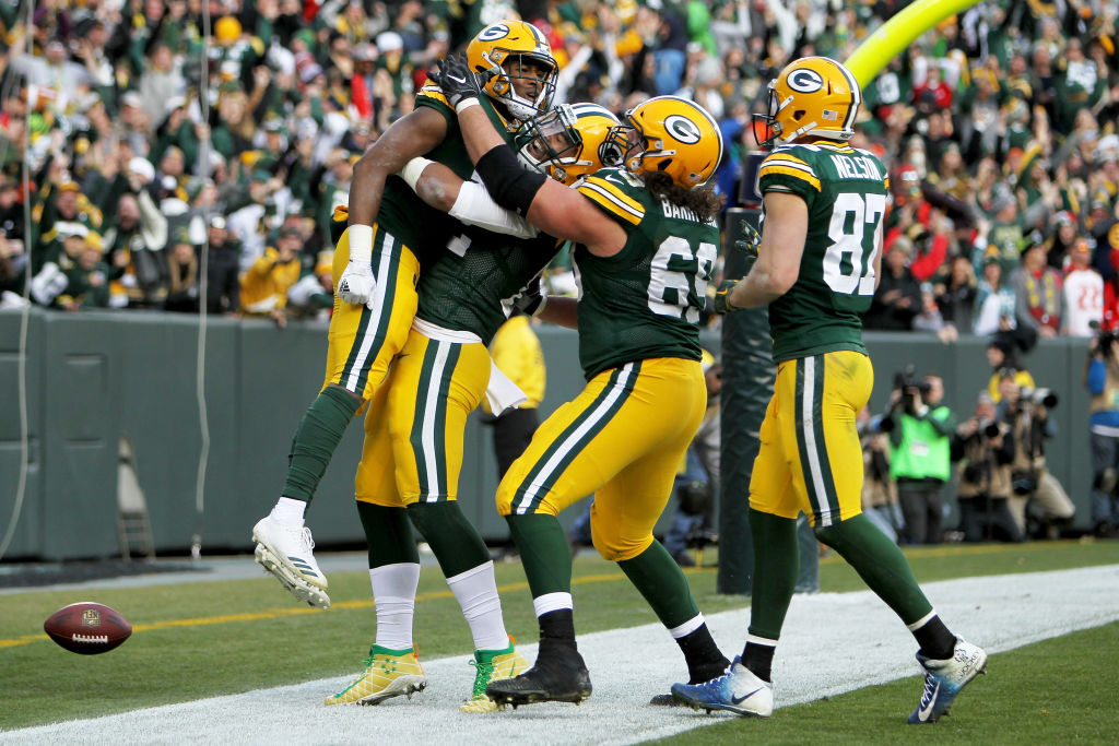 Packers TD