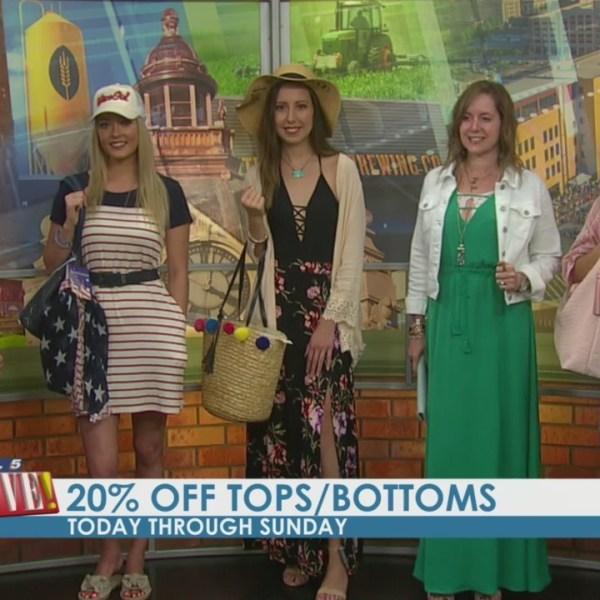 Apricot Lane Boutique: Patriotic & Summer Fashions