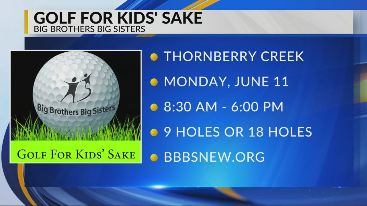 Big Brothers Big Sisters Golf for Kids' Sake
