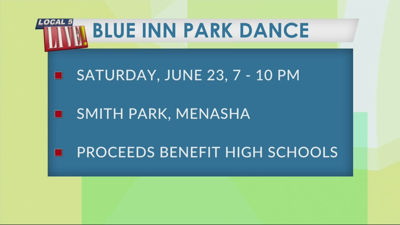 Blue Inn Park Dance 2018