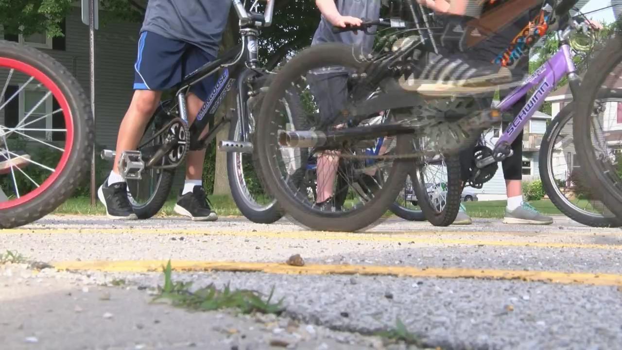 Kids' Bike Safety