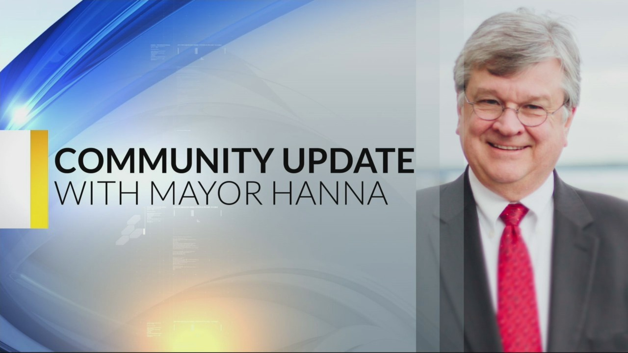 Mayor Hanna Community Update 10-8-19