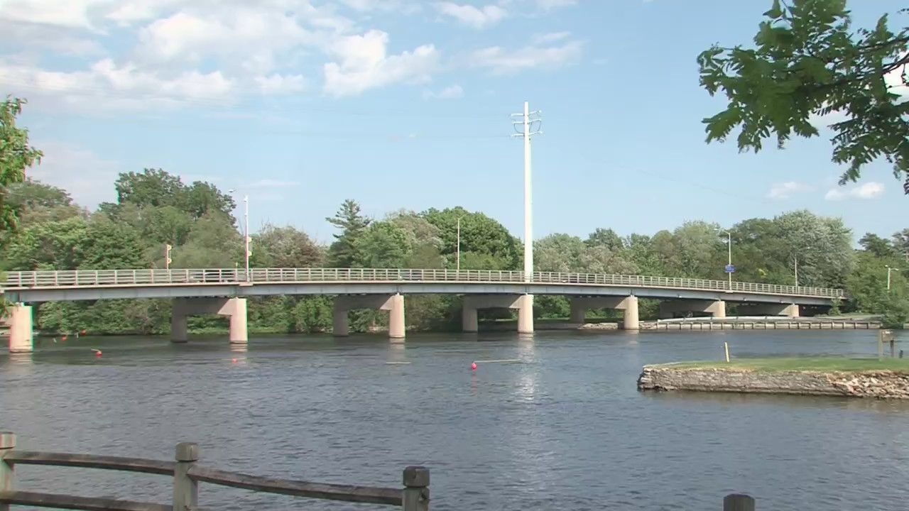 Menasha Racine Street Bridge