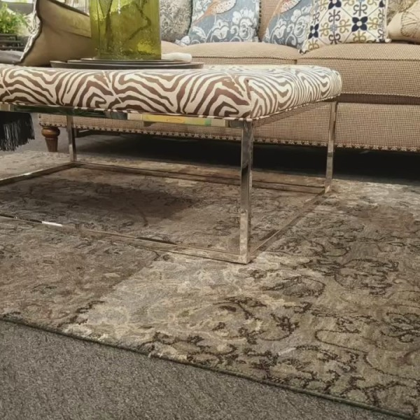 Minute with Mimi: Create Dimension with Rugs