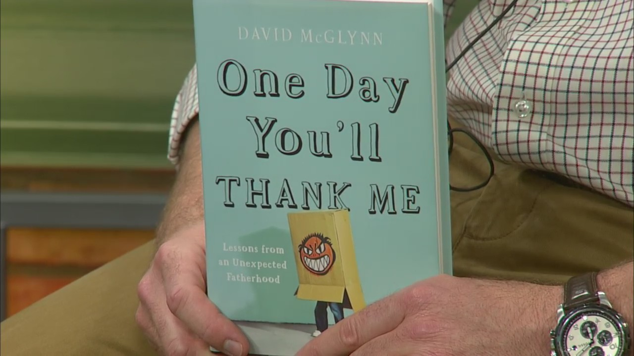 'One Day You'll Thank Me: Lessons from and Unexpected Fatherhood' On Sale Now