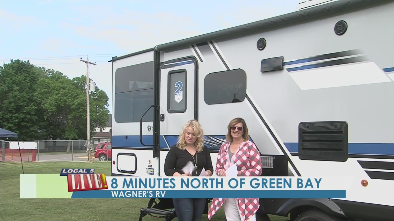 Our Town Oconto 2018: Wagner's RV Tour