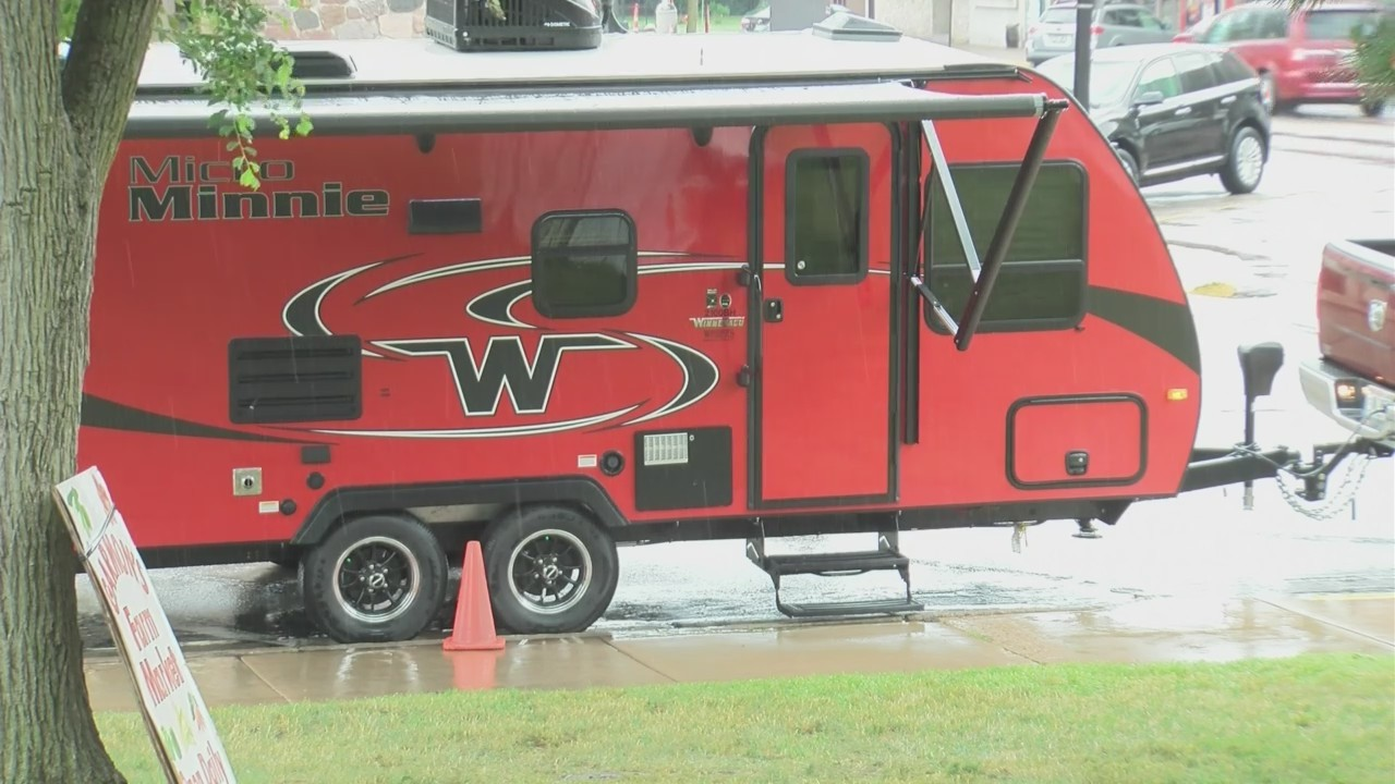 Our Town Waupaca: Wagner's RV Micro Minnie