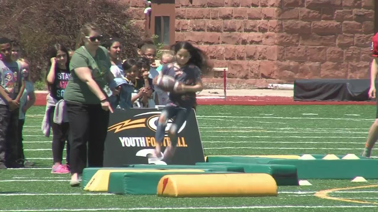 Packers Youth Outreach Camp
