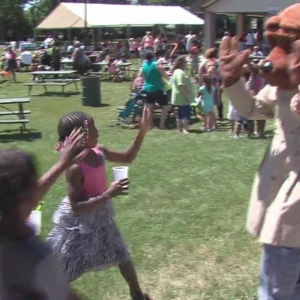 Seymour Park Community Picnic