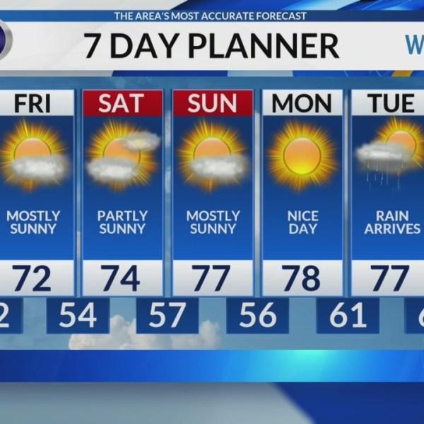 Thursday Morning Video Forecast 6/21