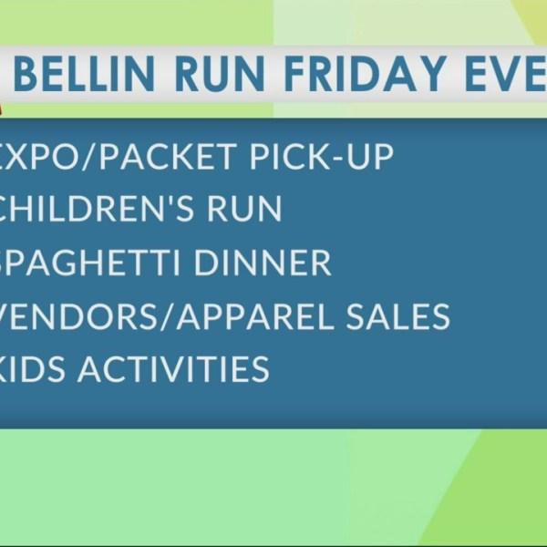 Your Health with Bellin: Bellin Run Friday Activities