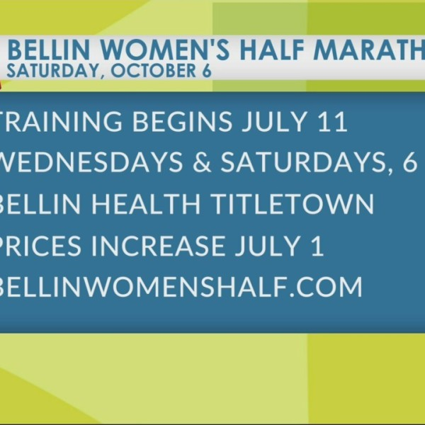 Your Health with Bellin: New 5k at the Women's Half Marathon