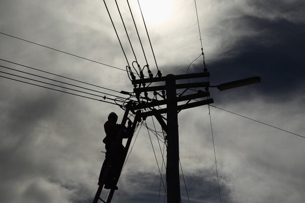 Electrician Power Outage
