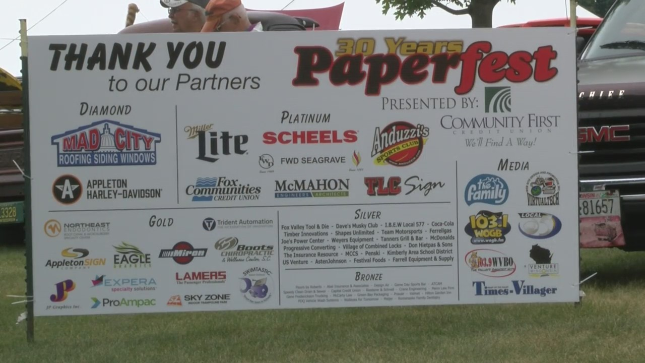 30th Annual Paperfest Event